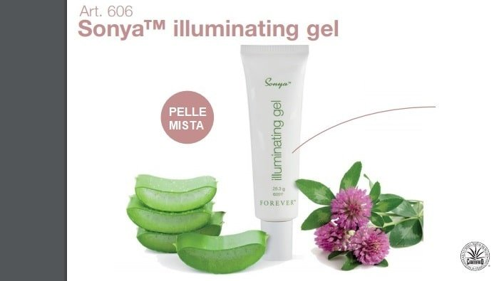 Illuminating Gel per una pelle radiosa e luminosa